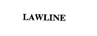 mark for LAWLINE, trademark #75047654