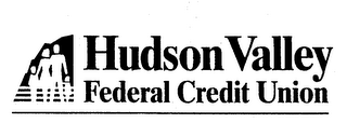 mark for HUDSON VALLEY FEDERAL CREDIT UNION, trademark #75058715