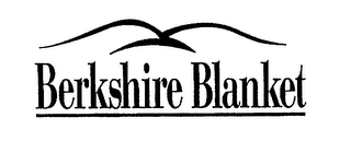 mark for BERKSHIRE BLANKET, trademark #75086149