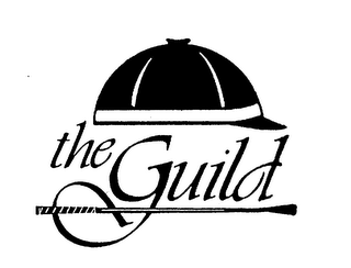 mark for THE GUILD, trademark #75089835