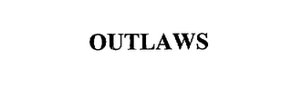 mark for OUTLAWS, trademark #75095757