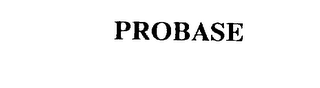 mark for PROBASE, trademark #75111179