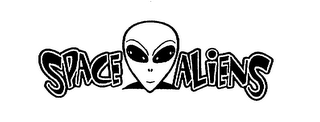 mark for SPACE ALIENS, trademark #75123060