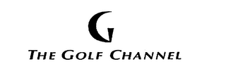 mark for THE GOLF CHANNEL, trademark #75123772
