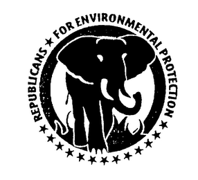 mark for REPUBLICANS FOR ENVIRONMENTAL PROTECTION, trademark #75139782