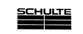 mark for SCHULTE, trademark #75157212