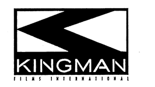 mark for K KINGMAN FILMS INTERNATIONAL LET ME TELL YOU A STORY, trademark #75174628