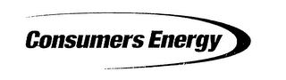 mark for CONSUMERS ENERGY, trademark #75176525