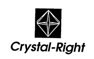 mark for CRYSTAL-RIGHT, trademark #75188285