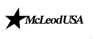 mark for MCLEOD USA, trademark #75190106