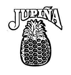 mark for JUPINA, trademark #75201079