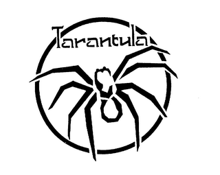 mark for TARANTULA, trademark #75231268