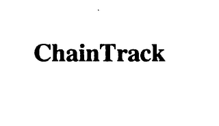 mark for CHAINTRACK, trademark #75234070