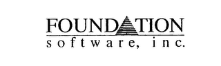 mark for FOUNDATION SOFTWARE, INC., trademark #75238864