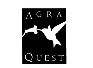 mark for AGRA QUEST, trademark #75245393