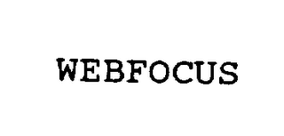 mark for WEBFOCUS, trademark #75250817