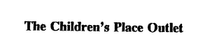 mark for THE CHILDREN'S PLACE OUTLET, trademark #75268941