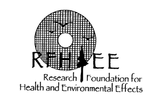 mark for RFH EE RESEARCH FOUNDATION FOR HEALTH AND ENVIRONMENTAL EFFECTS, trademark #75277998