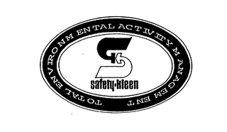 mark for SAFETY-KLEEN TOTAL ENVIRONMENTAL ACTIVITY MANAGEMENT, trademark #75290881