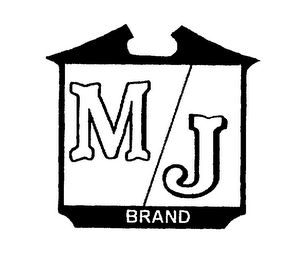 mark for M/J BRAND, trademark #75298222