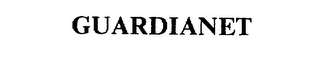 mark for GUARDIANET, trademark #75304242