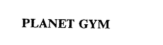 mark for PLANET GYM, trademark #75310243
