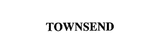 mark for TOWNSEND, trademark #75316300