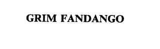 mark for GRIM FANDANGO, trademark #75325589