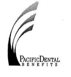 mark for PACIFICDENTAL BENEFITS, trademark #75329586
