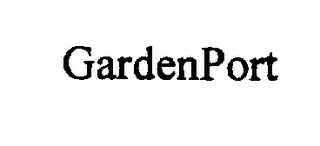 mark for GARDENPORT, trademark #75331710