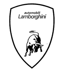 mark for AUTOMOBILI LAMBORGHINI, trademark #75334329