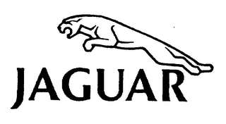 mark for JAGUAR, trademark #75334977
