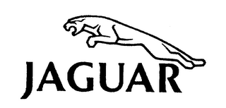 mark for JAGUAR, trademark #75334979