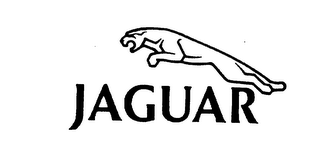 mark for JAGUAR, trademark #75334987