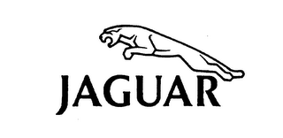 mark for JAGUAR, trademark #75334991