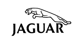 mark for JAGUAR, trademark #75335512