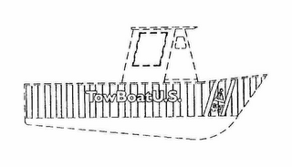 mark for TOWBOAT/U.S. BOAT US, trademark #75342520