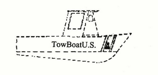 mark for TOWBOAT/U.S. BOAT US, trademark #75342521