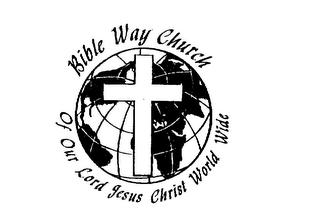 mark for BIBLE WAY CHURCH OF OUR LORD JESUS CHRIST WORLD WIDE, trademark #75345249