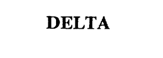 mark for DELTA, trademark #75345927