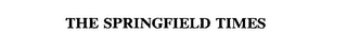 mark for THE SPRINGFIELD TIMES, trademark #75347424