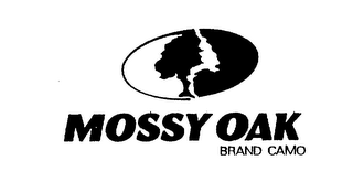 mark for MOSSY OAK BRAND CAMO, trademark #75363286