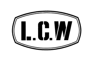 mark for L.C.W, trademark #75364916
