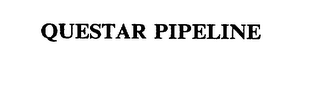 mark for QUESTAR PIPELINE, trademark #75392481