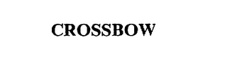 mark for CROSSBOW, trademark #75395704
