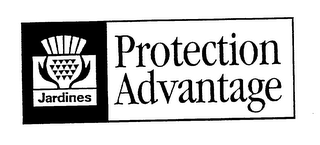 mark for JARDINES PROTECTION ADVANTAGE, trademark #75399567