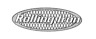 mark for ROLLING IRON, trademark #75405479