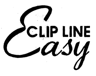mark for EASY CLIP LINE, trademark #75418228