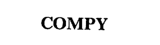 mark for COMPY, trademark #75425747