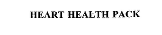 mark for HEART HEALTH PACK, trademark #75427243